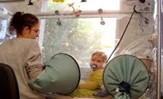 UCLA RESEARCHERS ANNOUNCE GENE THERAPY CURE FOR 18 'BUBBLE BABY' PATIENT